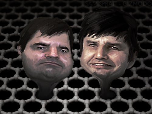 Graphene Just Won Two Guys the Nobel. So What the Hell Is It?