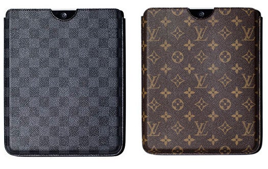 Louis Vuitton iPad Case Costs Nearly as Much as an iPad