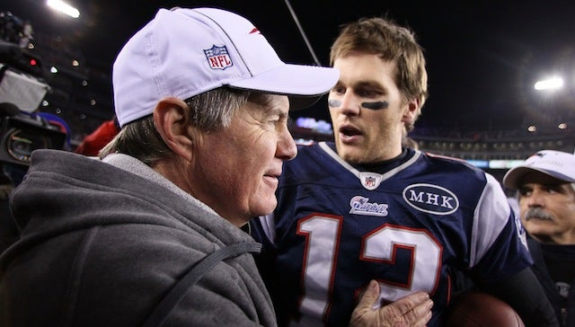 Bill Belichick And Tom Brady Stank Their Way To The Super Bowl