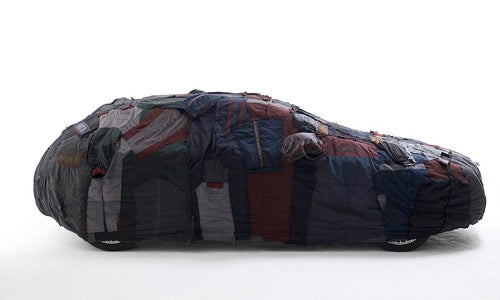 Designer Car Covers Are Not The Least Bit Tacky