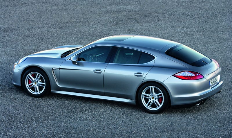 VIDEO: Four-Door Porsche Panamera, Officially Official!