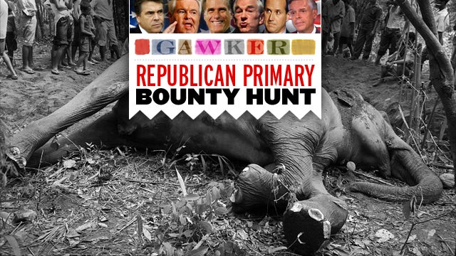 The 2012 Republican Primary Bounty List: Help Us, Help You Find The Truth About These Candidates