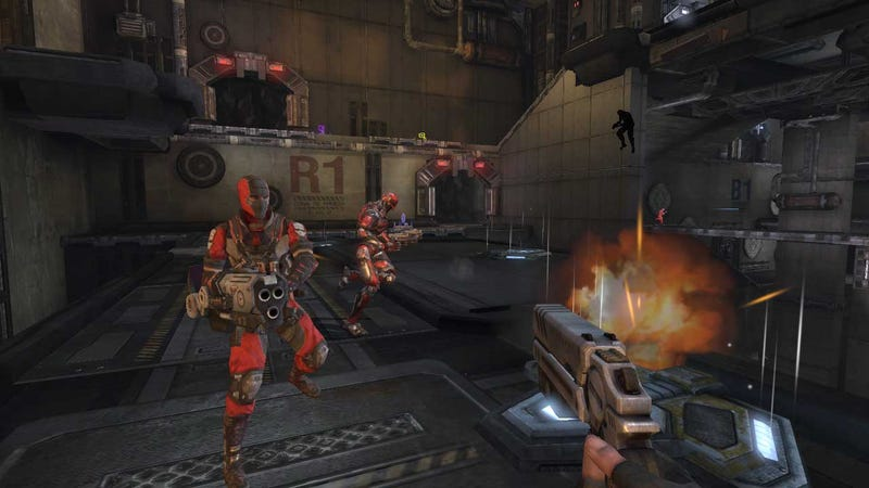 Ubisoft Pits Brains Against Bullets In CellFactor: Psychokinetic Wars