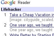 Use Google Reader to Make Any Site Mobile-Friendly