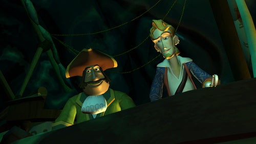 Tales of Monkey Island: Episode Three Impressions – In The Belly Of The Beast