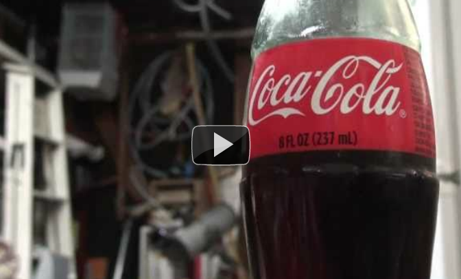 How to Use a Glass Coke Bottle to Quench Your Plants' Thirst