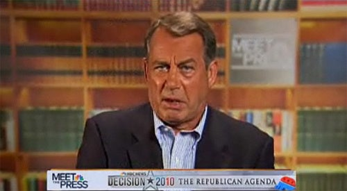 John Boehner on Repeal of 14th Amendment: 'It's Worth Considering'