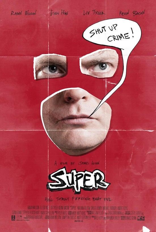 Super Poster Rainn Wilson