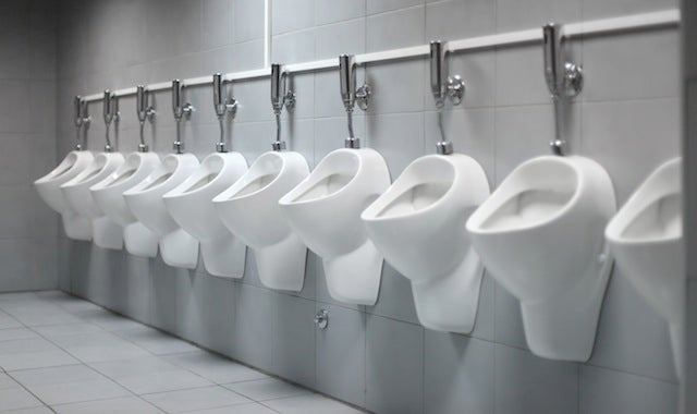 Minor League Baseball Stadium To Turn Urinals Into Video Game Systems