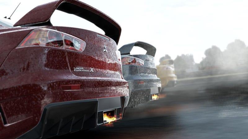 I Can't Tell If These Are Game Screens Or Photos Of Cars