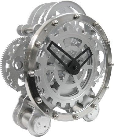 Time Launcher Clock: Catapults Self Esteem