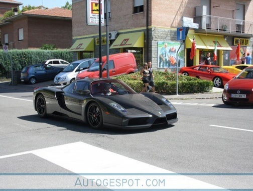 Save The Enzos: Disguise Them With Carbon Fiber!