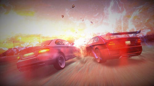 Blur Xbox 360 Beta Begins Monday