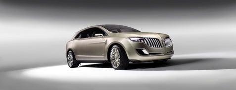 Detroit Auto Show: 2008 Lincoln MKT Concept