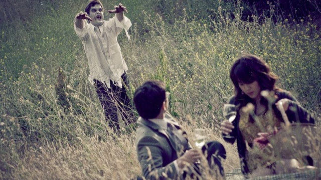 When Zombies Attack: Wedding Photography Edition