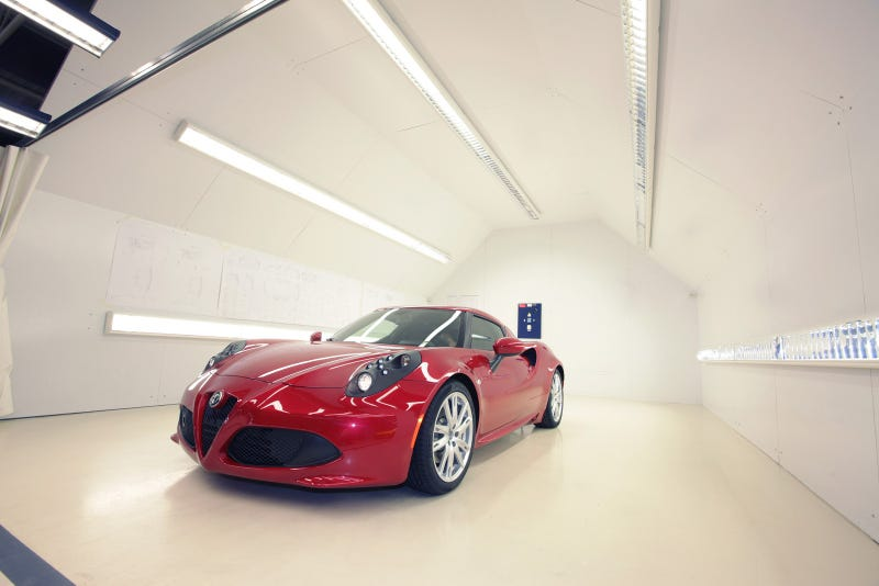 The Fourteen Coolest Facts About The Sexxxy Alfa Romeo 4C