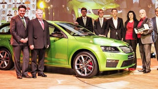 Skoda Hit A New Record By Selling A Million Cars In 2014