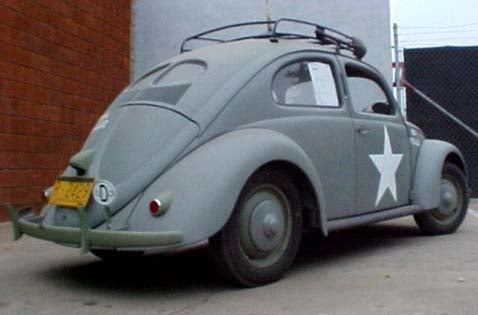 Looking For a 1947 U.S. Army Beetle?