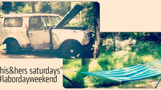 Let's See Your Labor Day Weekend Drives & Projects!