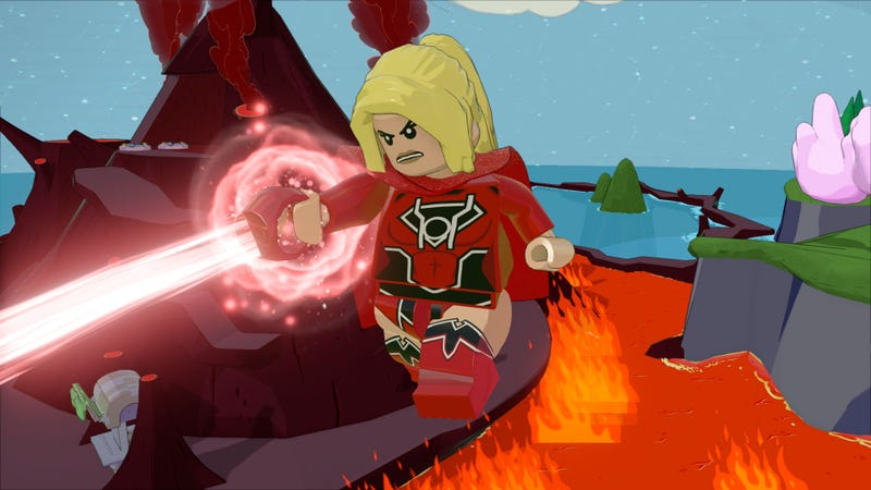 Supergirl Added To Lego Dimensions In The Worst Way