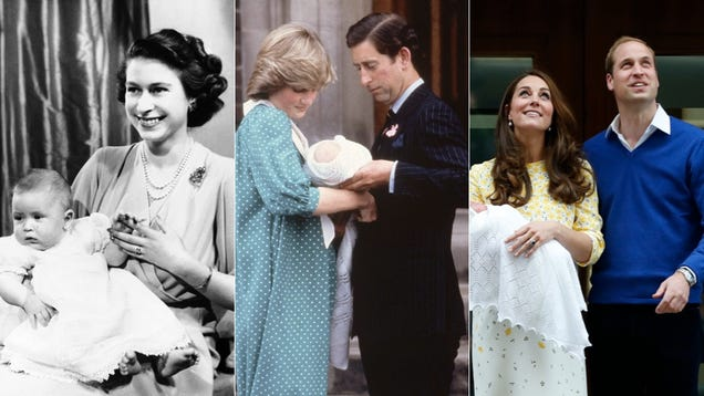 America Has Been Bonkers About Royal Babies For More Than