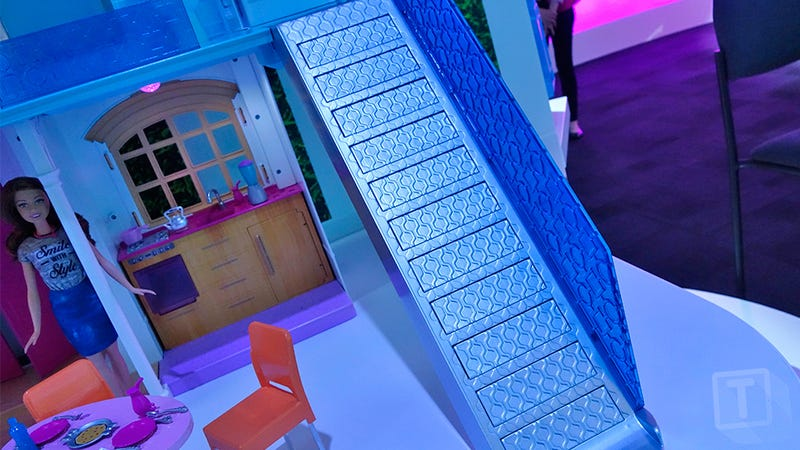 Barbie Now Has an Entire Smart Dream House That Responds to Kids' Voice Commands