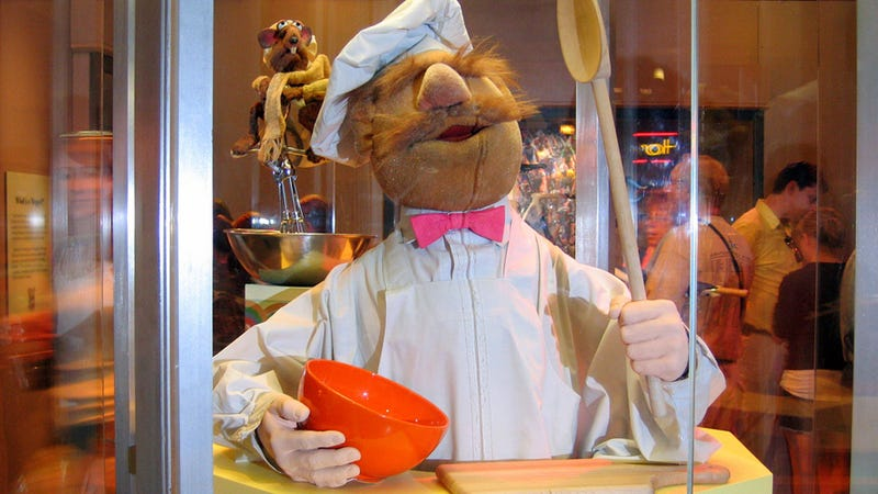 Real Life Swedish Chef Told to Scale Back on School Lunch Deliciousness