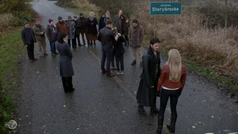 The rules of magic on Once Upon A Time make absolutely no sense