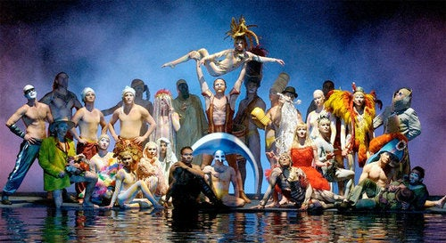 Every NiGHTS Fan Should See Cirque du Soleil's Mystère