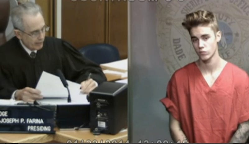 """WHAT THE FUCK DID I DO"": Read Justin Bieber's Arrest Report"
