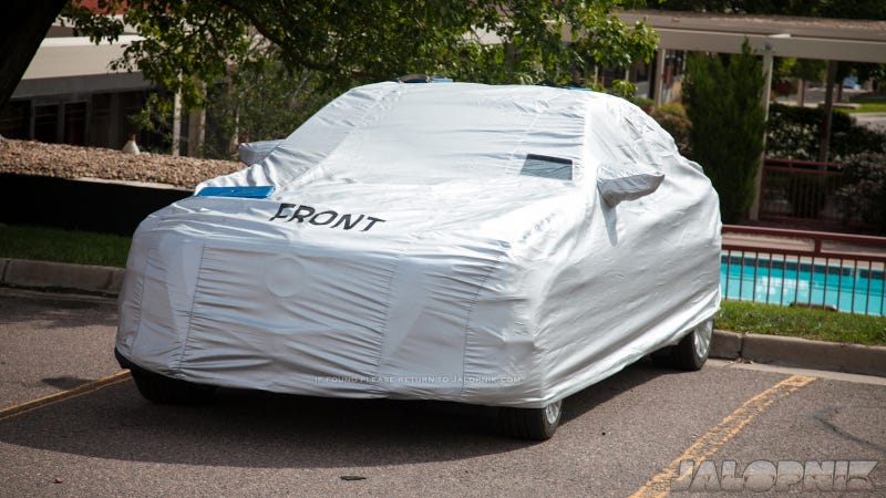 Is This The Cadillac ATS Sport Wagon?