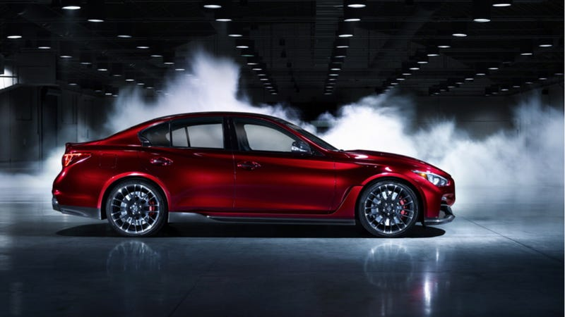 The Infiniti Q50 Eau Rouge Will Have 500 Horsepower 'If' They Build It