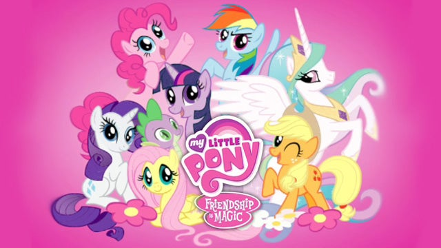 The Unlikely Origins Of The Brony, Or Bros Who Like 'My Little Pony'