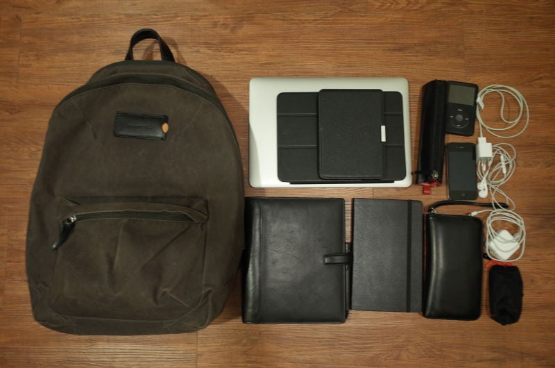 The Writer's Essentials Bag
