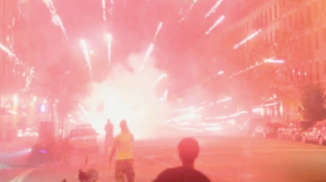 The Best Fireworks in NYC Might Be This Beloved Illegal Display