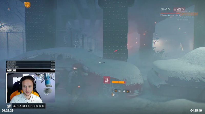 The Division's Next Expansion Transforms It Into An Intense 24-Player Survival Game
