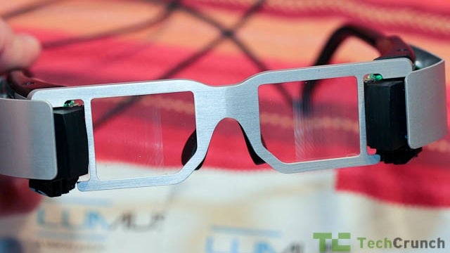 These Video Glasses Will Let You Walk and Watch TV at the Same Time