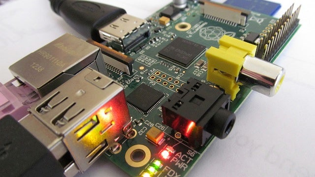 Tether Your Raspberry Pi to Your Smartphone