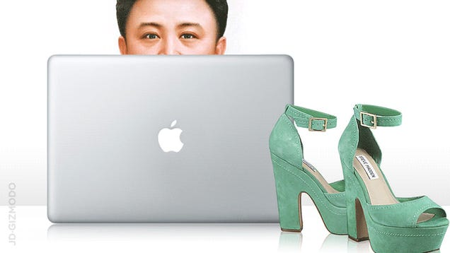 Tyrant Kim Jong-Il's Favorite Computer Was a MacBook Pro 15