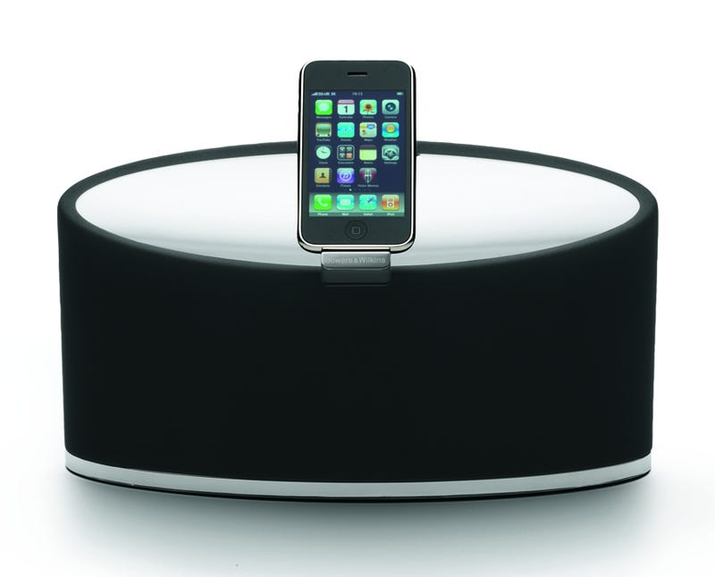 B&W Zeppelin Mini iPod Dock Is Neither Zeppelin Nor Mini, But I Like It Anyway