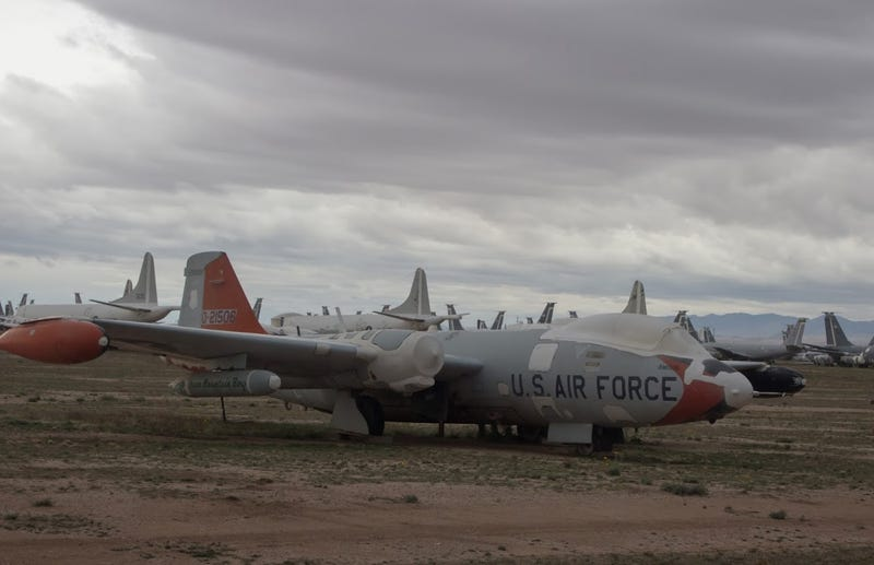 Second Annual Desert Boneyard 5k In Pictures (309th AMARG)