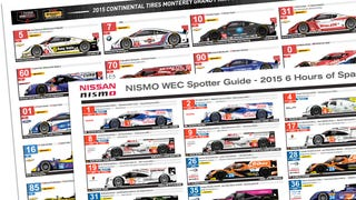 WEC and IMSA Spotter Guides for this weekend