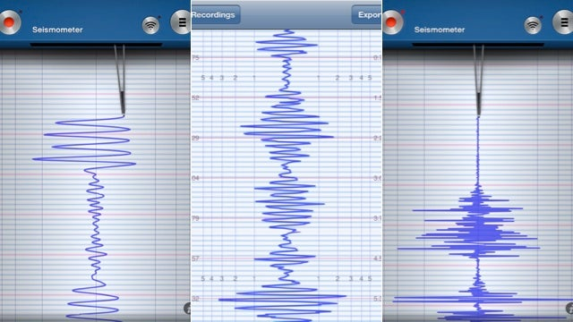 Seismometer for iPhone Can Even Notice Your Heartbeats
