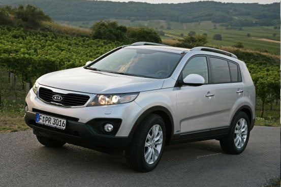 2011 Kia Sportage Impossible To Differntiate From Sorento