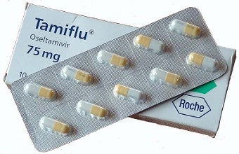 Mix Your Own Liquid Tamiflu For Kids