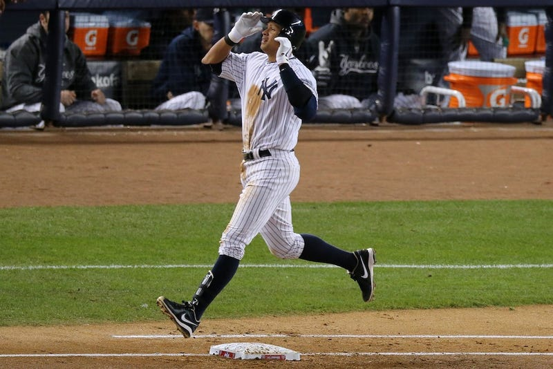 Alex Rodriguez Is A Walking Disaster