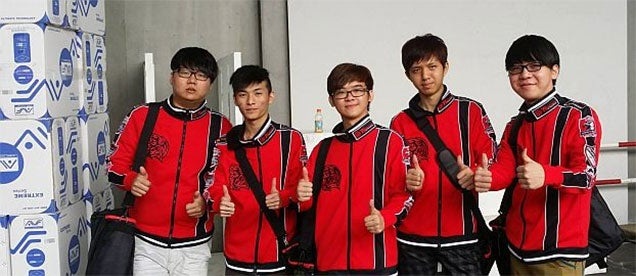 Cheating eSports Team Now Officially Called