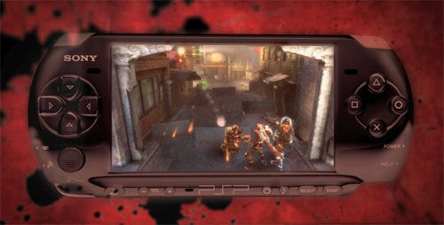 Army Of Two: The 40th Day PSP Channels Contra