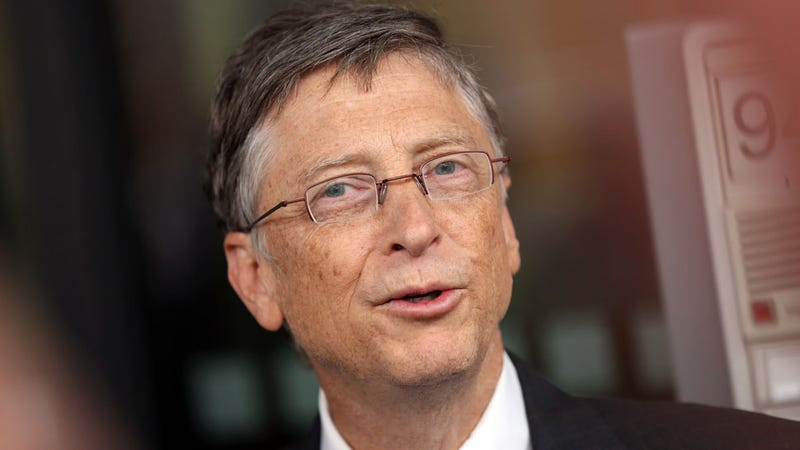 Bill Gates Is Holding a Condom Contest