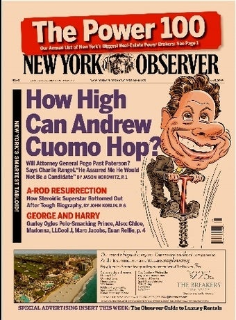 Bloodbath at the New York Observer